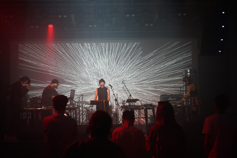"""🎥 Hielektromen New Album """"Song 4 You"""" Debut Live @ Aranya DDC Club"""
