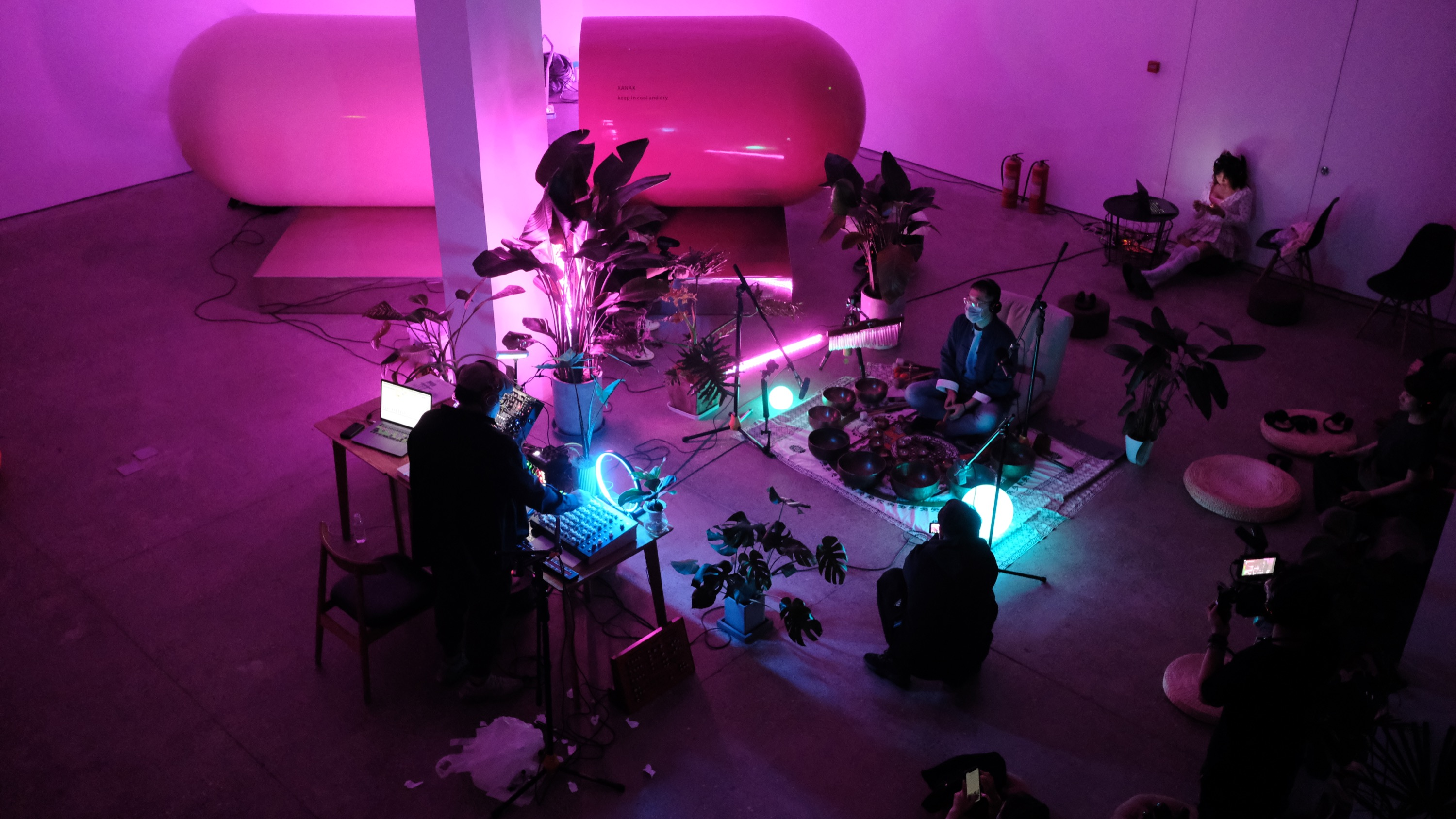 🔦 Lucid Dream – Qing Xin Project @ Modern Sky HQ